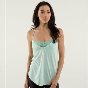 Lululemon Roll Out Tank Fresh Teal